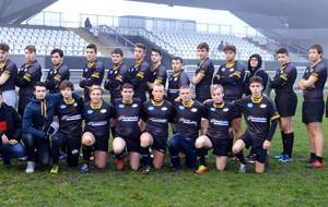 L'entente du RUDL U18
